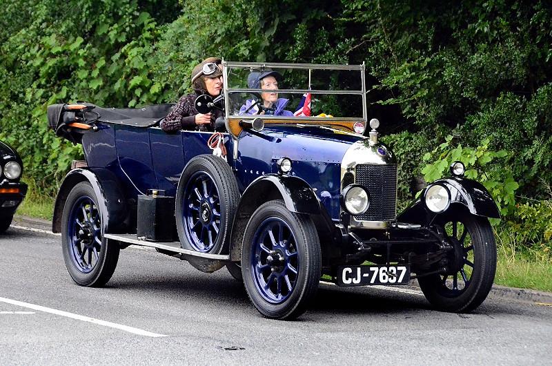 CJ 7637 MORRIS COWLEY 1925