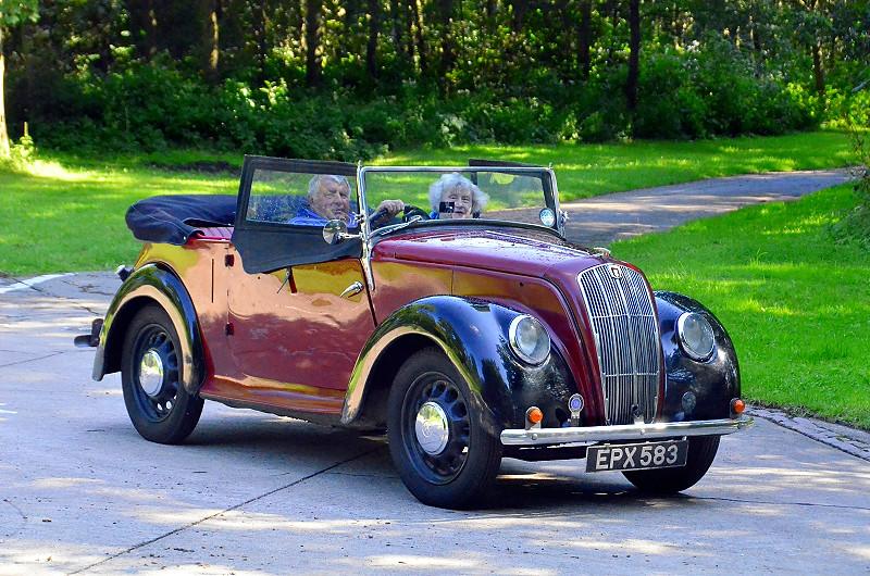 EPX 583 8 SERIES E TOURER 1939