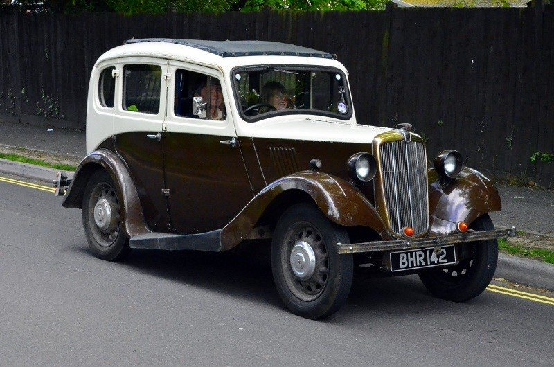 BHR 142 MORRIS 8 1938