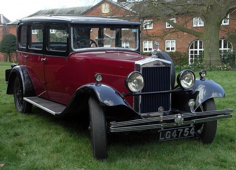 LG 4754 MORRIS OXFORD 1930