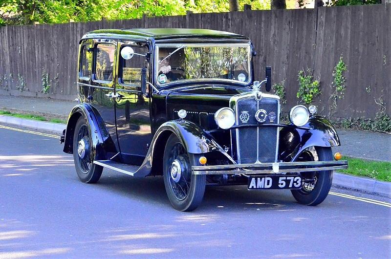 AMD 573 MORRIS 10 1933