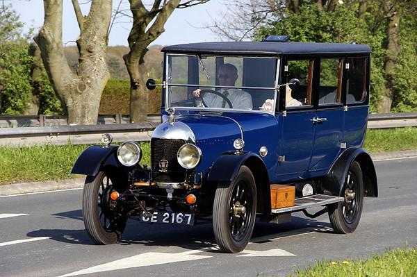 UE 2167 MORRIS OXFORD 1926
