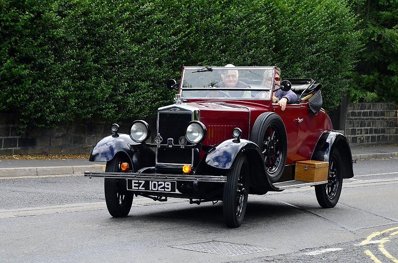 EZ 1029 MORRIS COWLEY 1930