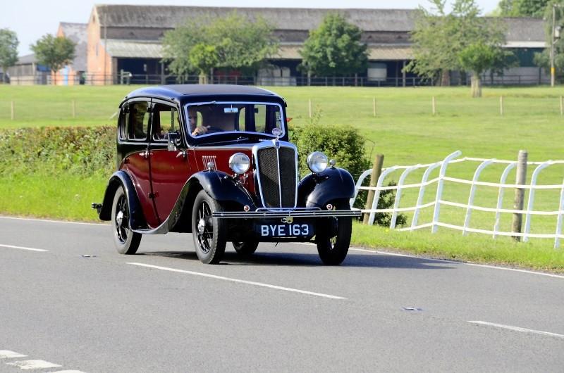 BYE 163 MORRIS 8 1935