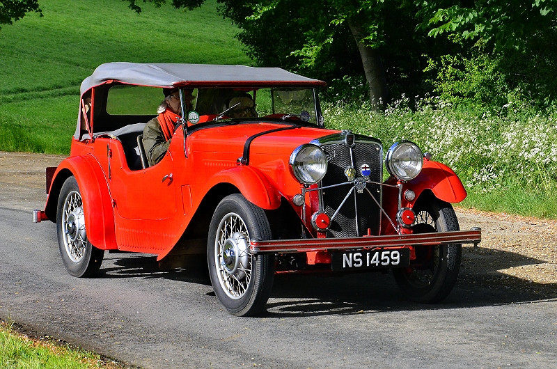 NS 1459 MORRIS TEN -SIX 1935
