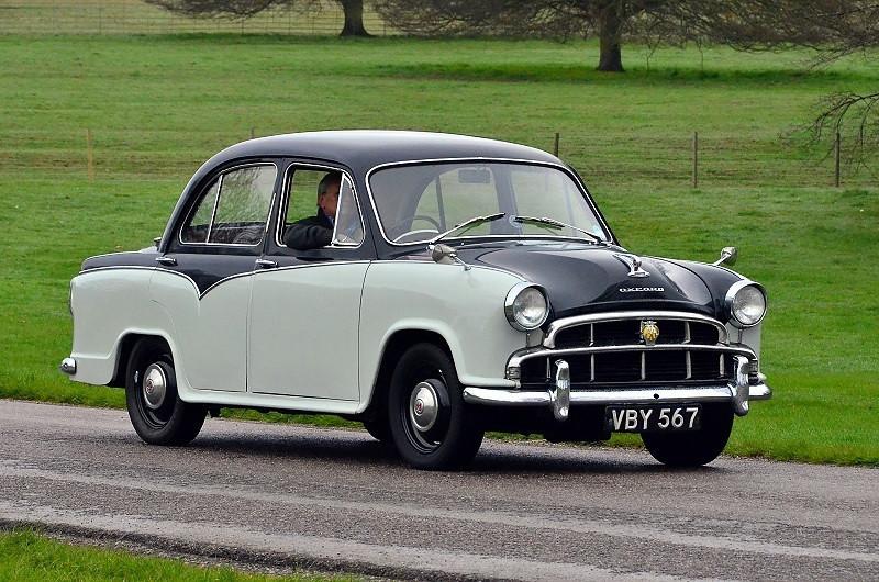 VBY 567 OXFORD 1959