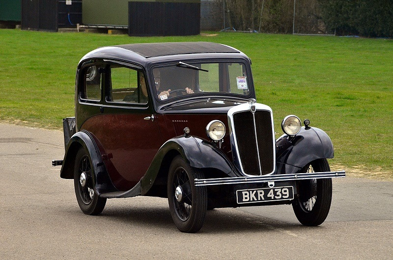 BKR 439 MORRIS 8 1935
