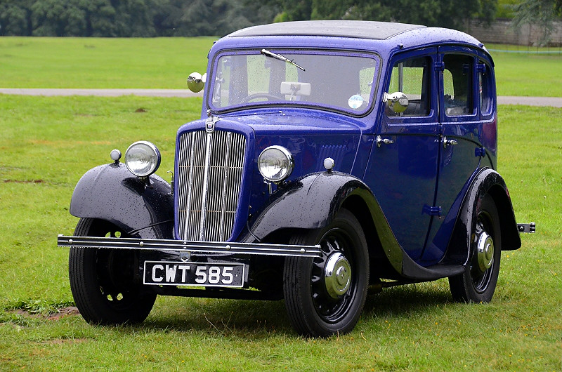 CWT 585 8 SERIES 2 4 DR SL HEAD 1938