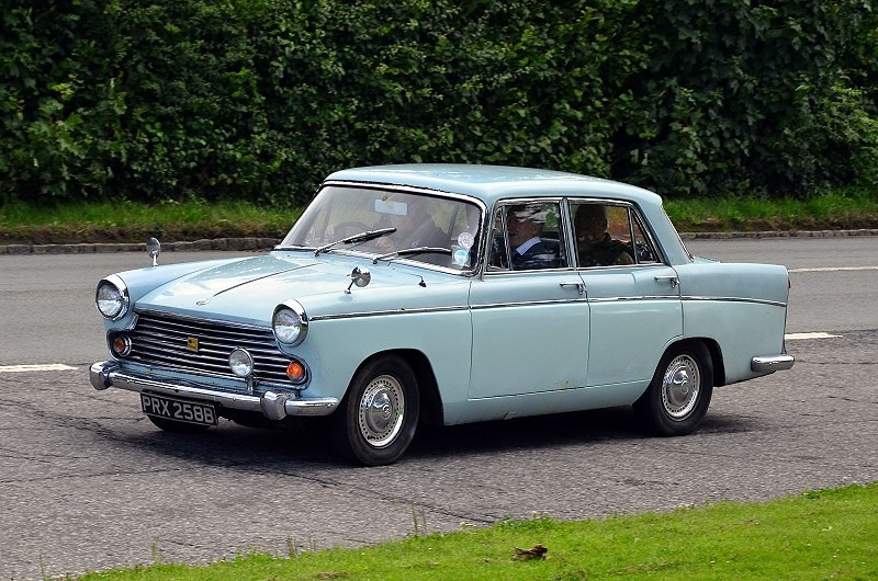 PRX 258B OXFORD 1964