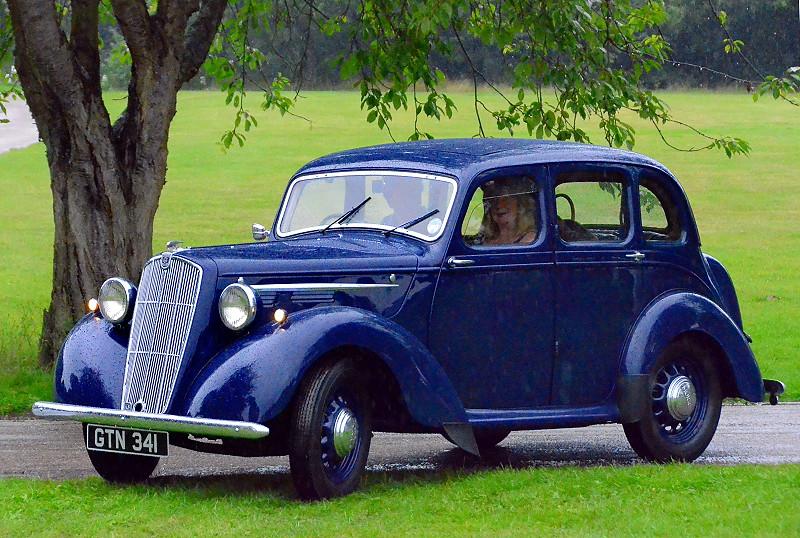 GTN 341 10 SERIES M 712 SALOON 1938
