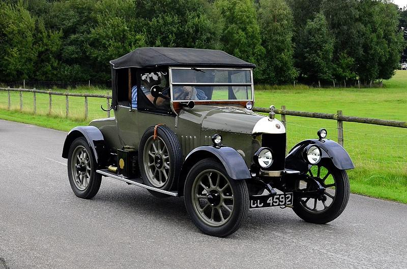 GC 4592 MORRIS COWLEY 1924