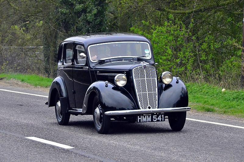HMM 541 MORRIS 10 1939,