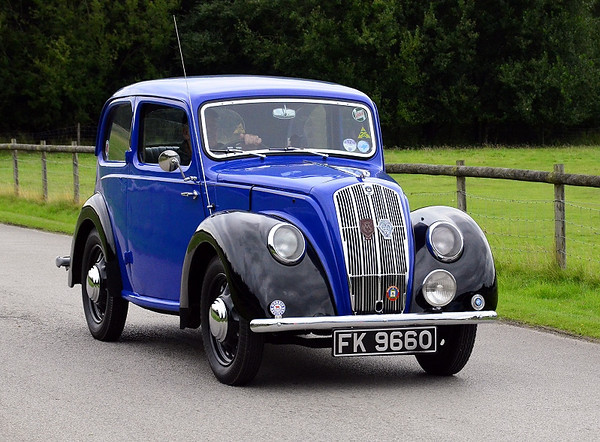 FK 9660 MORRIS EIGHR SERIES E 1939