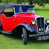 JB 9520 8 SERIES 1 2 SEAT 1936