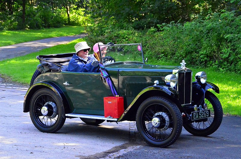 EA 5269 MINOR 2 SEAT 1932