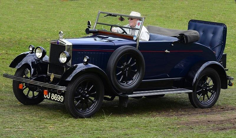 UU 8699 COWLEY 1929