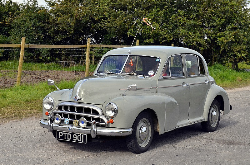 PTD 901 MORRIS OXFORD