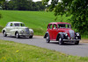 RKE 803 MORRIS SIX, AVV 361 MORRIS EIGHT 1938