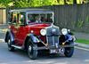 BMU 154 MORRIS OXFORD SIX 1935