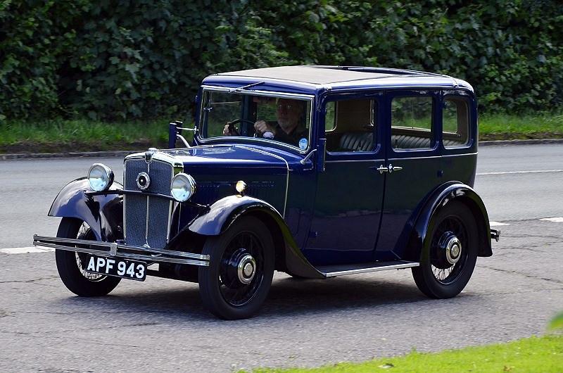 APF 943 OXFORD TEN FOUR 1933