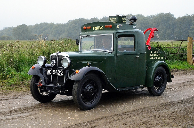 RD 5422 MORRIS 10-4 1934 RECOVERY