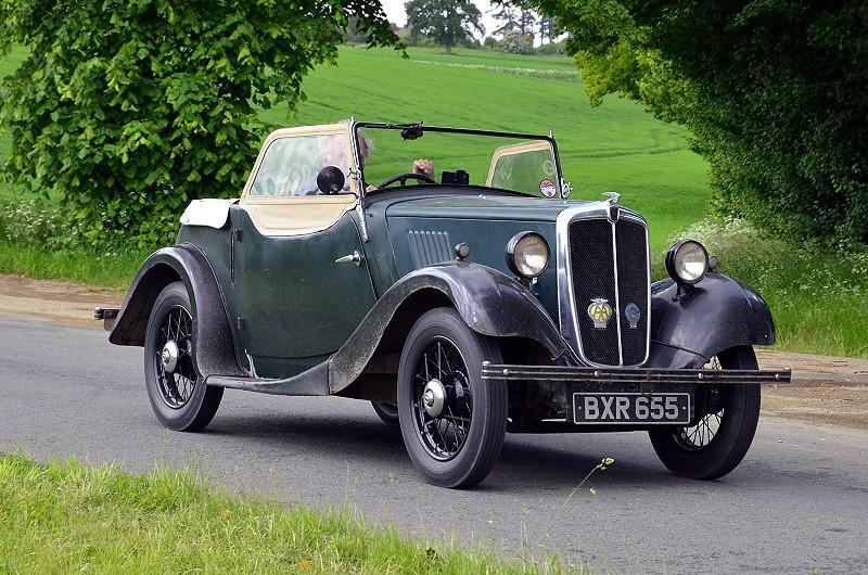 BXR 655 EIGHT TOURER, 1935 (1)