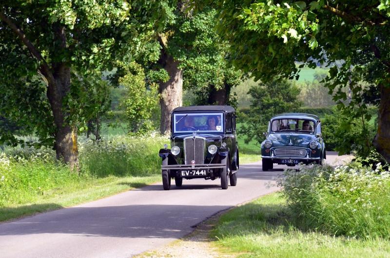 EV 7441 MORRIS EIGHT 1932