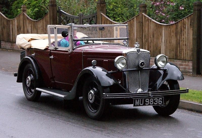 MU 9836 OXFORD 1934