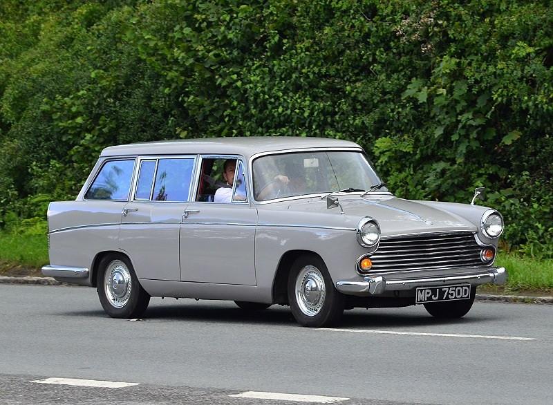 MPJ 750D OXFORD 1966