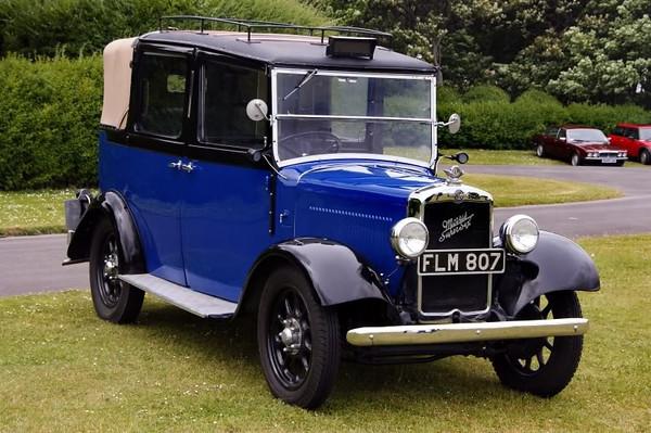 FLM 807 MORRIS SUPER SIX 1939