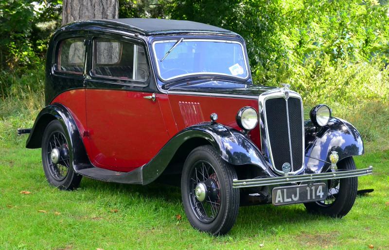 ALJ 114 PRE SERIES 2 DR SL HEAD 1935