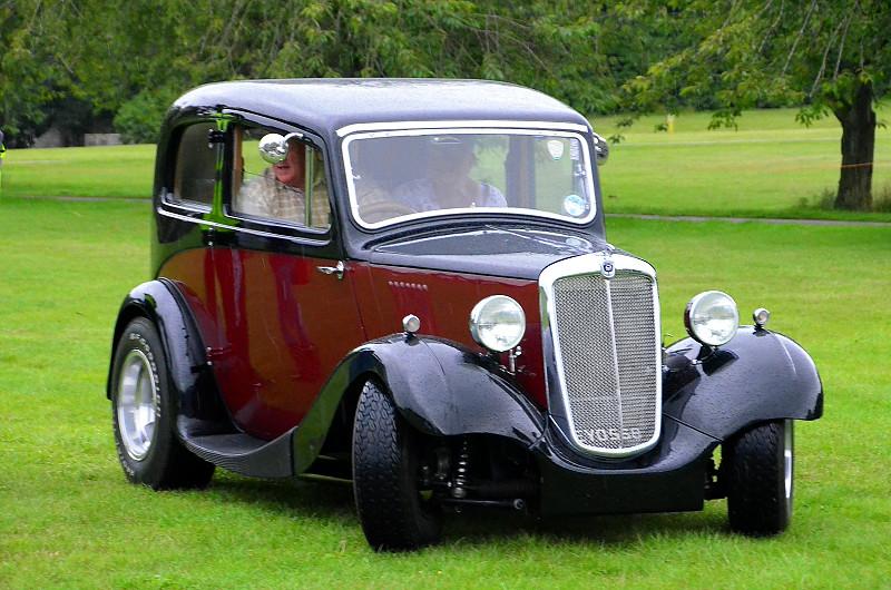 EYO 568 8 SERIES 2 CUSTOM 1938