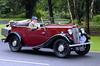 BG 6681 MORRIS 8 SERIES II CONVERTIBLE 1938,