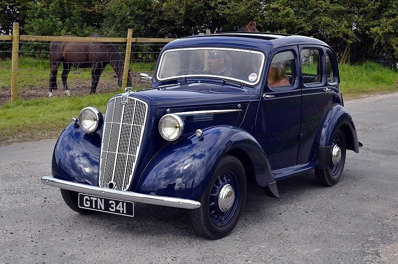 GTN 341 MORRIS 10 1938