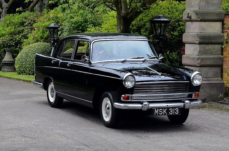 MSK 313 MRRIS OXFORD 1961