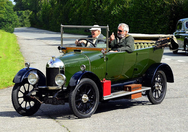 PW 390 MORRIS OXFORD 1923