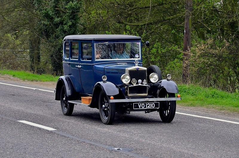 VO 1210 COWLEY 1929
