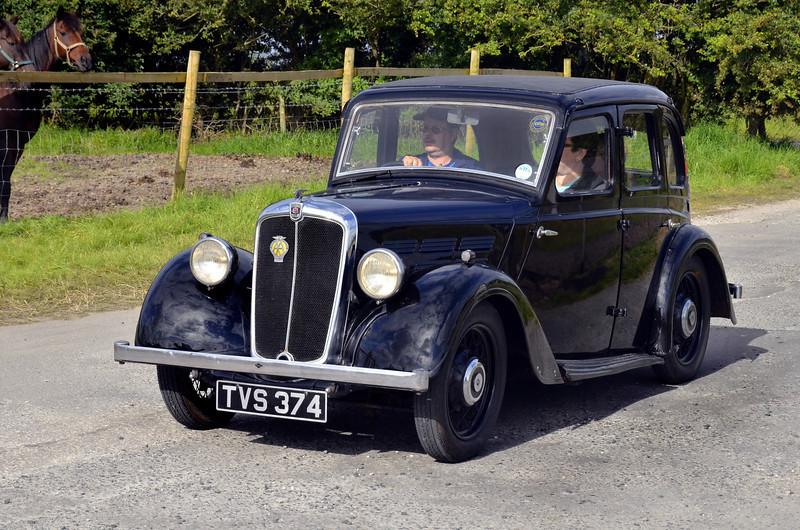 TVS 374 MORRIS TEN 1936