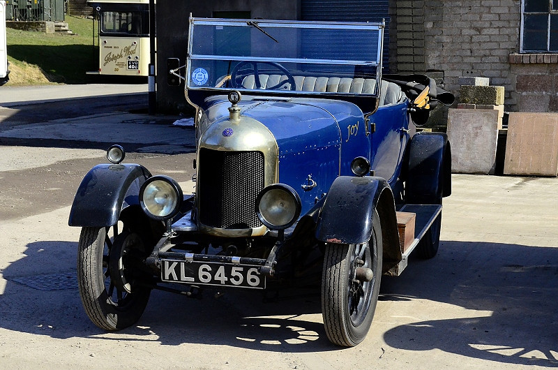 KL 6456 OXFORD BULLNOSE 1925