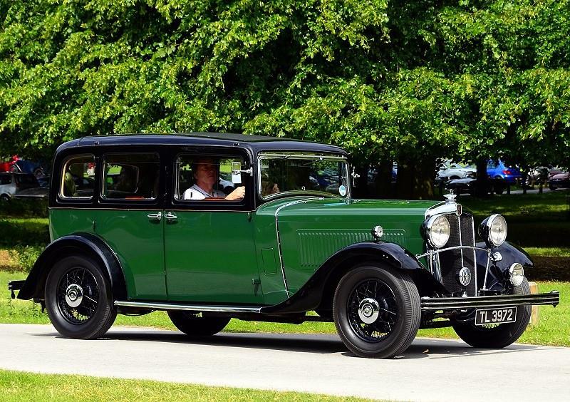 TL 3972 OXFORD 1934