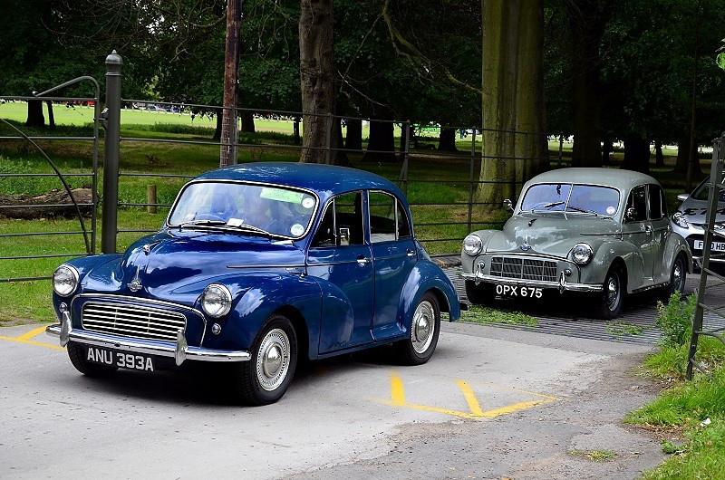 ANU 393A 1963 & OPX 675 SERIES 2 1953