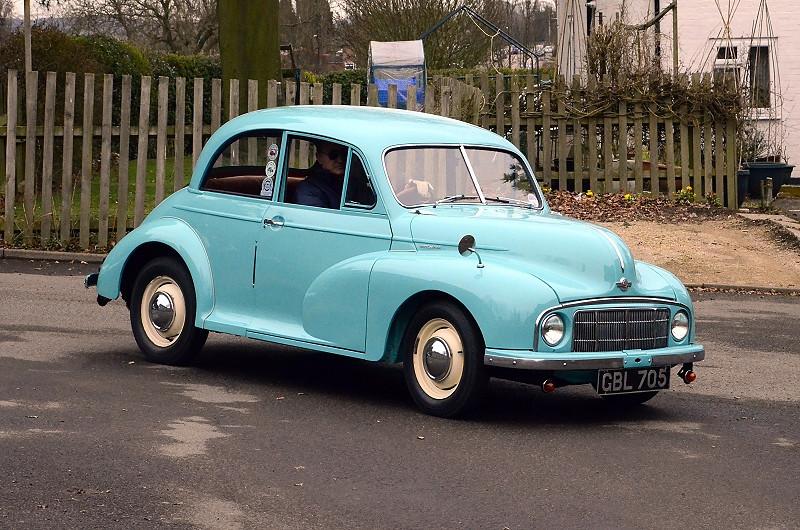 GBL 505 MORRIS MM 1950