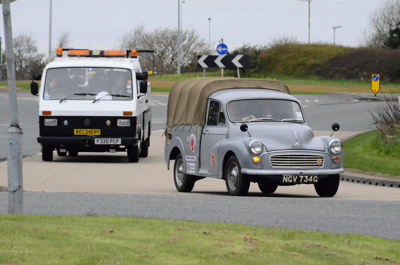 NGV 734V MORRIS MINOR PICK-UP