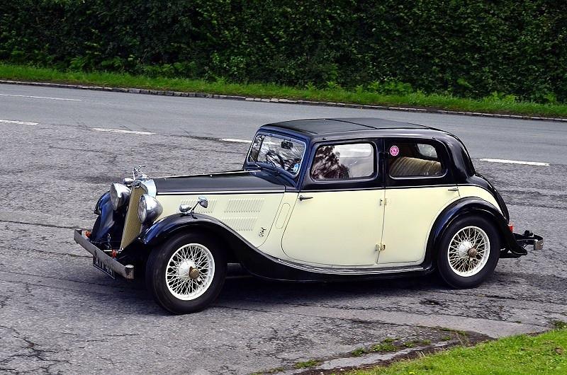 ATV 414 TRIUMPH GLORIA 1934