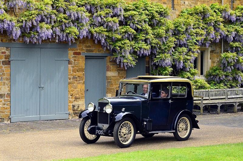 PO 5542 SUPER SEVEN PILLARLESS 1932,