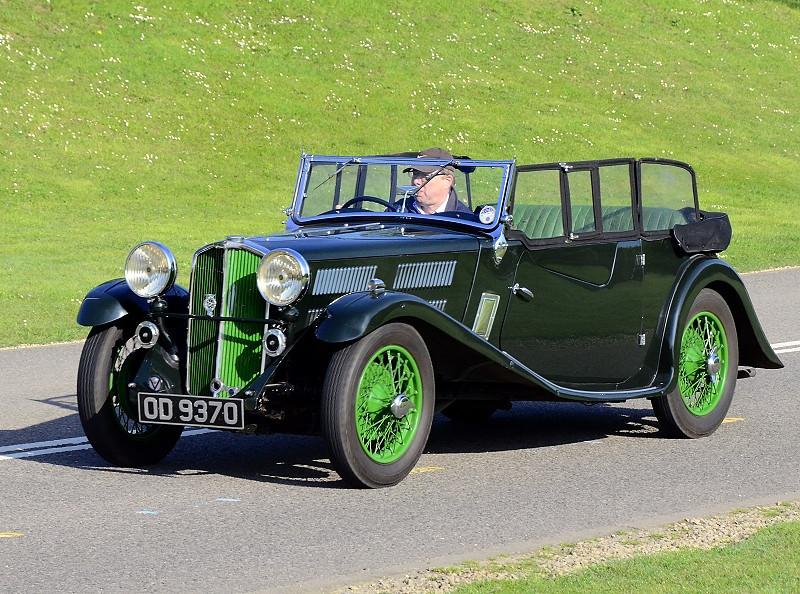 OD 9370 TRIUMPH 1934