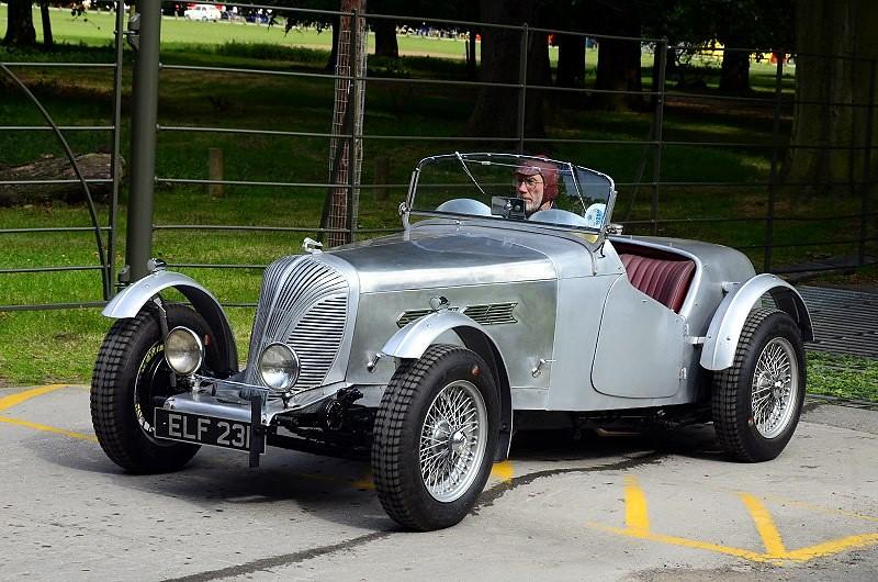 ELF 231 TRIUMPH DOLOMITE 1937