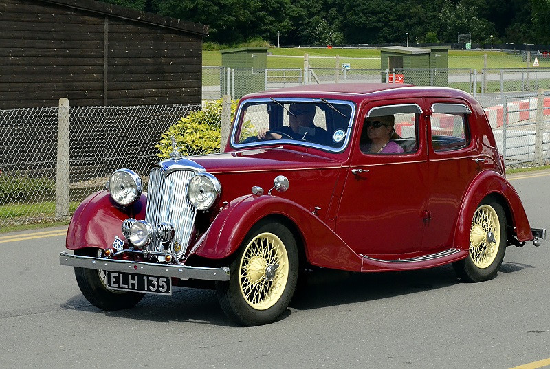 ELH 135 RILEY FALCON 1937
