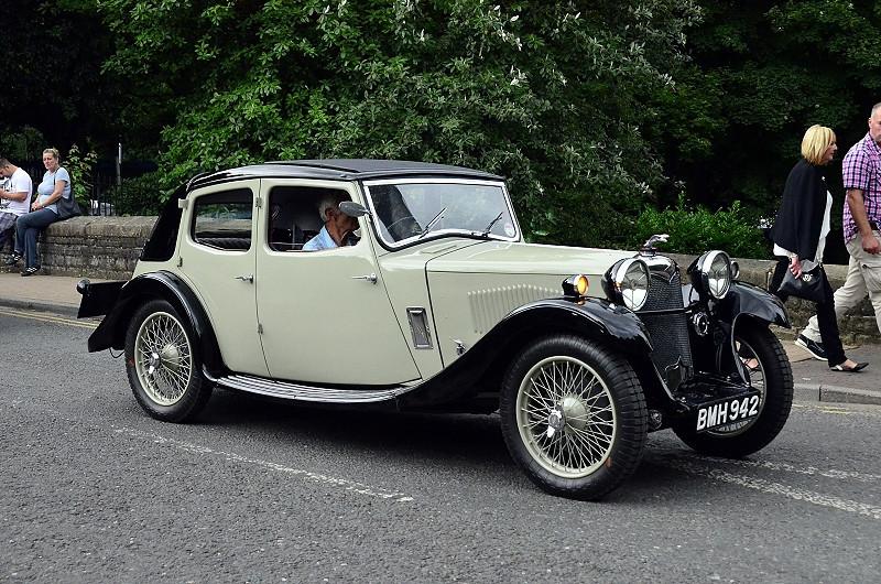 BMH 942 KESTREL 1100 1934