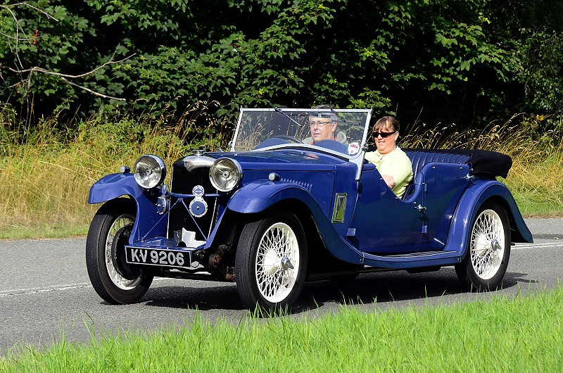 KV 9206 RILEY LYNX 1934